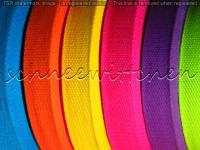 Baumwoll-Gurtbänder