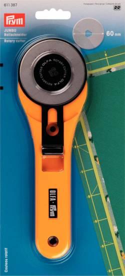 Rollschneider Jumbo 60mm von Prym