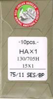 Nähmaschinen- und Sticknadeln Stretch 75/11 SES BP