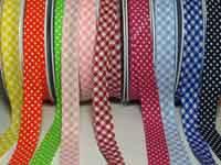 Borten und Bänder, Schrägbänder