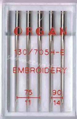 Nähmaschinennadeln Stickmaschinennadel 75 - 90