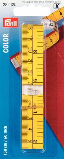 Maßband Color mit cm/inch-Einteilung von PRYM