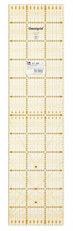 Patchworklineal mit cm-Skala 15 x 60 cm   (PRYM 611308)