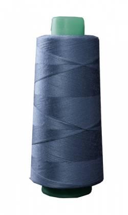 Overlockgarn/Coverlockgarn 2500m-Kone jeansblau