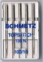 Nähmaschinennadeln TopStitch 100/16  Schmetz