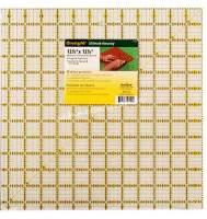 Patchworklineal  mit Inch-Skala 12 1/2 x 12 1/2 Inch (PRYM 611647)
