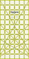 Anti-Rutsch-Patchworklineal 6 x 12 Inch (PRYM 610210)