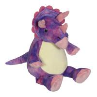 Embroider Buddy®  Dino Wendy lila 40 cm